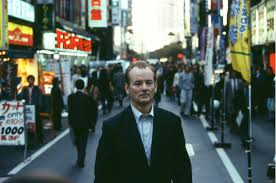 Actor Bill Murray in a scene from Lost in Translation