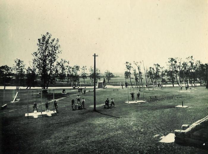 riverside park marricville 1936
